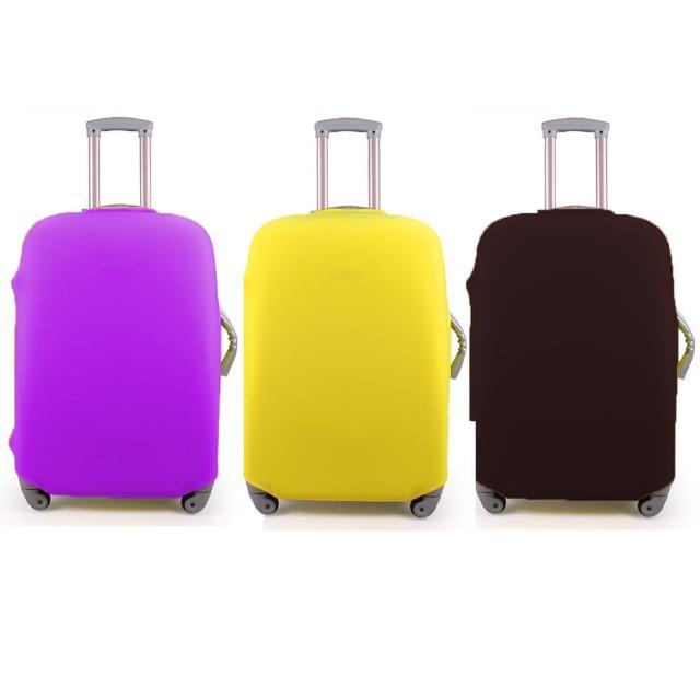 行李箱防塵亮彩保護套(22-26吋適用)