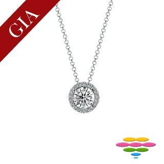 【彩糖鑽工坊】GIA 30分 G/I1 鑽石項鍊(P38或P40)