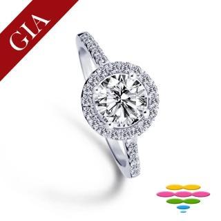 【彩糖鑽工坊】GIA 30分 D/IF 北極光車工 鑽石鑽戒(R20或R41或R42或R46)