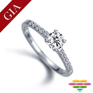 【彩糖鑽工坊】GIA 30分 F/VS2 北極光車工 鑽石鑽戒(R13或R22或R26或R70)