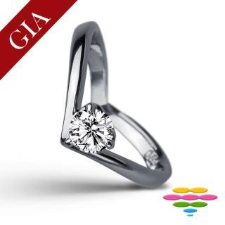 【彩糖鑽工坊】GIA 1克拉 F/VS2 北極光車工 鑽石鑽戒(R04或R05或R11或R20)