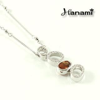 【Hanami】典雅天然碧璽項鍊