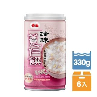 【泰山】珍珠薏仁饌330g(6入)