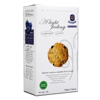 【烘焙客】DiHaNi無蔗糖手工餅乾(藍莓燕麥)