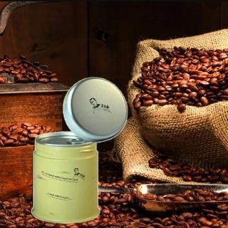 【山海觀咖啡莊園】特等獎麝香蜜咖啡豆2罐(150g/罐/無配件)