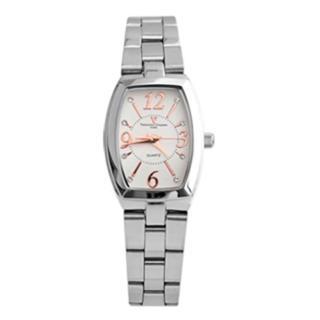 【Valentino范倫鐵諾】奧地利水鑽 經典小酒桶馬卡龍色系腕錶手錶
