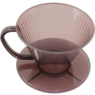 【omax】日製耐熱咖啡濾杯-2入