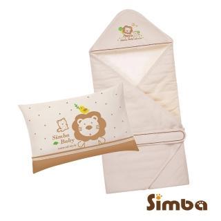 【小獅王辛巴】大地系有機棉舒適呵護二件組