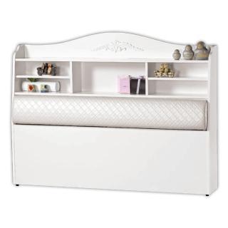 【顛覆設計】拉朵仙5尺雙人書架型床頭箱