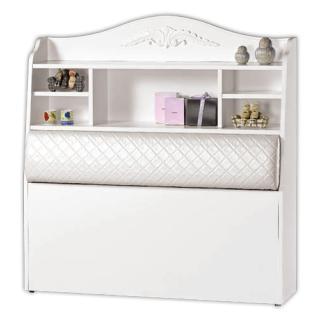 【顛覆設計】拉朵仙3.5尺單人書架型床頭箱