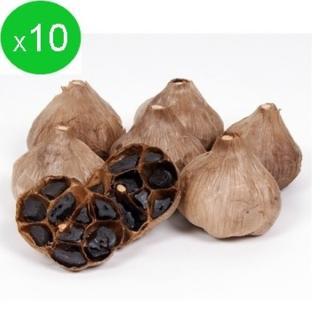 【雲林黑鑽】BLACK GARLIC養生特級黑蒜頭經濟包250g(10包入)