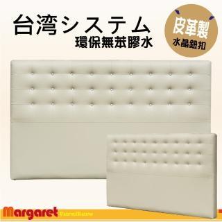【Margaret】滿天星床頭片-雙人5尺(5色可選)
