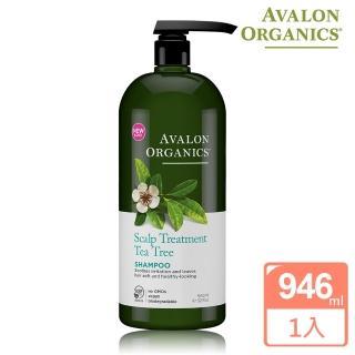 【AVALON】茶樹洗髮精(946ml/32oz)