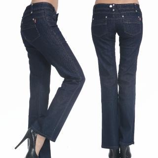 【RH】2015年最新顯瘦小喇叭牛仔褲(牛仔深藍全尺碼最後到貨)