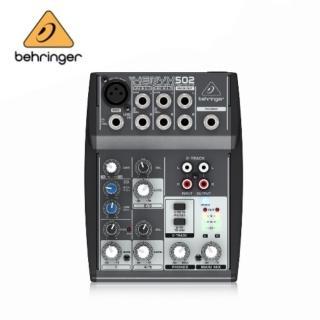 【BEHRINGER】X502 5軌混音座