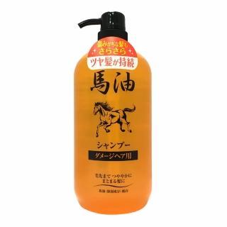 【JUN-COSMETIC】天然保濕馬油洗髮精(1000ml)
