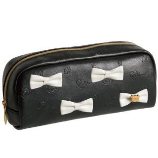 【San-X】拉拉熊巴黎草苺系列皮革筆袋包