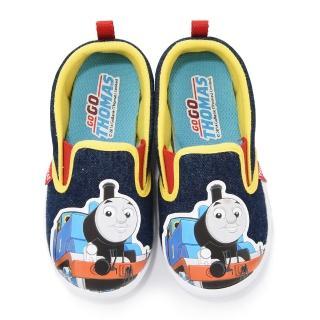 【童鞋城堡】湯瑪士 中童 幼稚園室內休閒鞋(TH86051-藍)