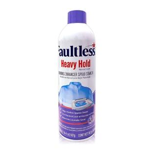 【美國 Faultless】強效噴衣漿-紫蓋薰衣草香(20oz)