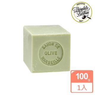 【法國 戴奧飛波登】方塊馬賽皂-橄欖油(100g)