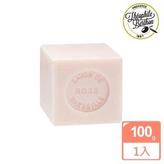 【法國 戴奧飛波登】方塊馬賽皂-玫瑰香(100g)