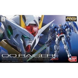 【BANDAI】GUNDAM鋼彈/RG 1/144 GN-0000+GNR-010 OO-Raiser 00強化模組 18