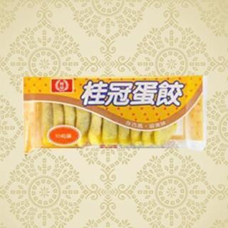 【鮮食家任選799】桂冠 蛋餃(104g/盒)