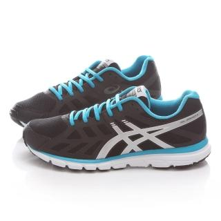 【Asics】男款 GEL-ZARACA 3 慢跑鞋(T4D3N-9993-黑)