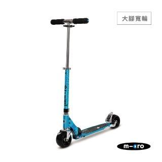 【瑞士第一 Micro】Rocket 威風綠火箭(進口成人二輪滑板車)