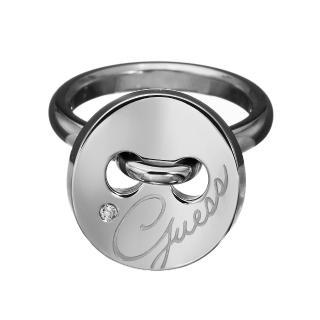 【GUESS】逐月戒指-銀