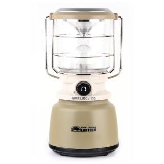 【Rhino 犀牛】防潑水LED復古大營燈(L-901)