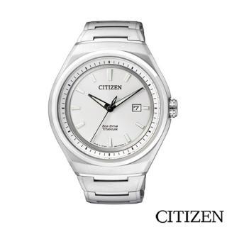 【CITIZEN 星辰】科技新貴鈦時尚腕錶(AW1251-51A)
