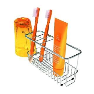 【日本ASVEL】纖細型不鏽鋼牙刷架