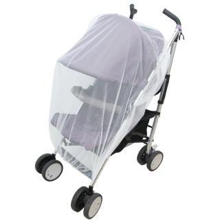 【月陽】通用型全罩鬆緊帶式兒童推車防蚊罩蚊帳(P508)
