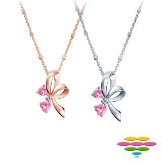 【彩糖鑽工坊】蘿莉塔Lolita 系列 鑽石項鍊(CL-PD121&CL-PD122)
