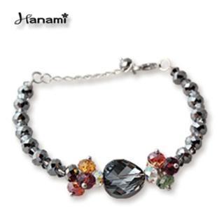 【Hanami】施華洛世奇繽紛璀璨水晶手鍊