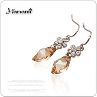 【Hanami】施華洛世奇唯美浪漫水晶耳環