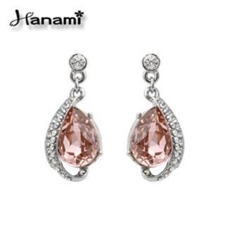 【Hanami】施華洛世奇時尚甜心晶漾耳環
