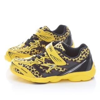 【Achilles瞬足】大童 輕量運動鞋(ESJJ0171-黃)