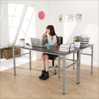 【BuyJM】環保低甲醛防潑水L型穩重型工作桌/電腦桌(160+80公分)