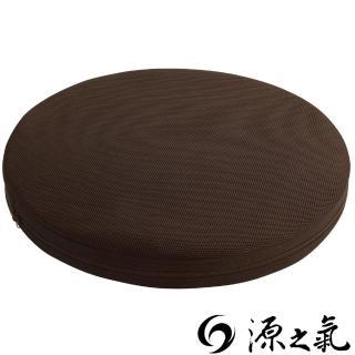 【源之氣】竹炭靜坐墊摸得到/大圓形/二色可選 60X6cm RM-40021