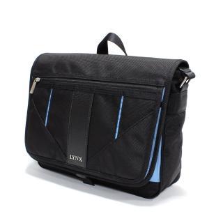 【Lynx】時尚科技系列側背書包(兩色)