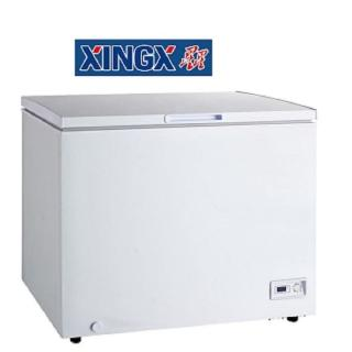 【星星 XINGX】282公升 上掀式冷凍冷藏櫃(XF-302JA)