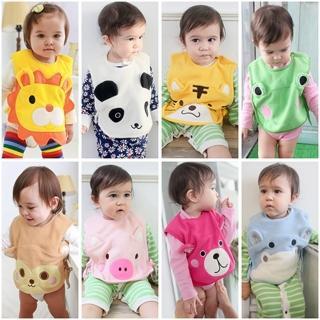 【BABY童衣】背心動物綁帶式馬甲童裝 35261(共十色)