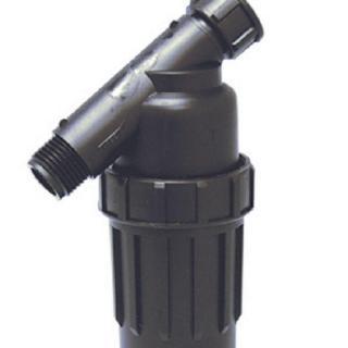 【灑水達人】美國DIG 3/4吋尼龍網155mesh更細的目數滴灌專用灌溉用過濾器(一端外牙一端內牙)