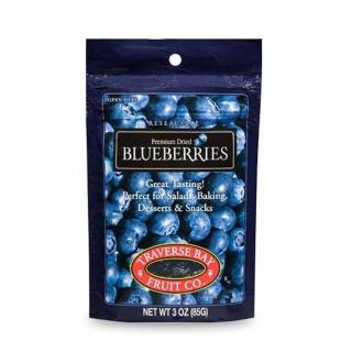 【特拉佛斯】天然整顆藍莓乾85g/包(美國莓果果乾系列)