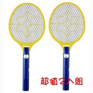 【日象】大顯神威充電式電蚊拍2入組(ZOM-2700)
