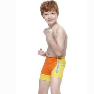 【SAIN SOU】兒童五分泳褲(附泳帽A63407)