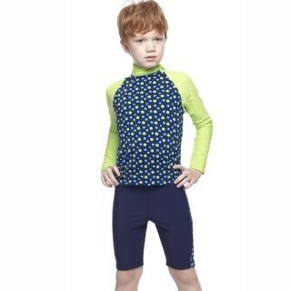 【SAIN SOU】兒童兩截式水母衣(A80405)