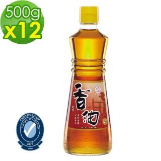 【福壽】好味香油500g(12入)